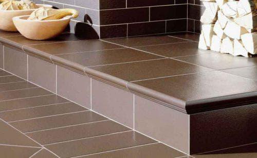 керамическая глазурованная плитка Клинкер