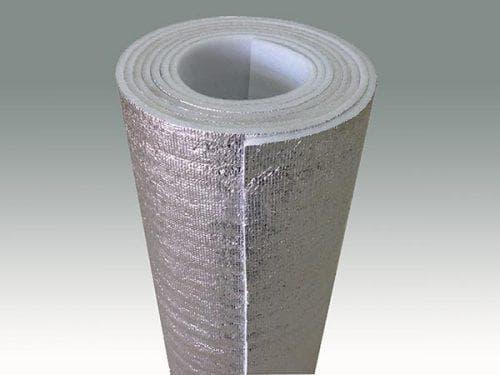 фольгированные материалы для подложки под ламинат
