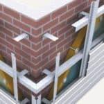 Виды вентилируемых фасадов