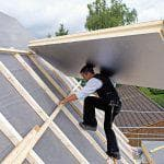 Утеплитель для крыши дома: какой лучше?