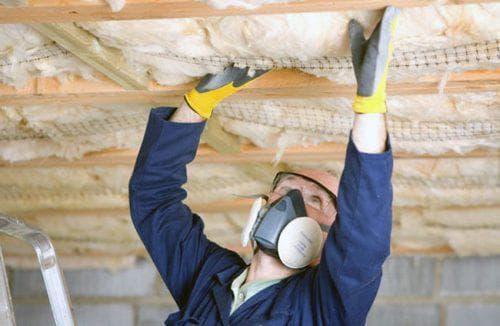 утеплитель изнутри на потолок в частном доме
