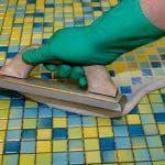 Расход затирки для мозаики на 1м2