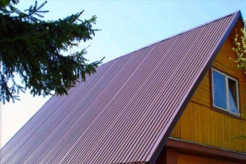 профнастил для крыши Myriad