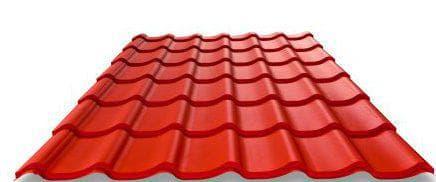 металлочерепицы для крыши от Weckman