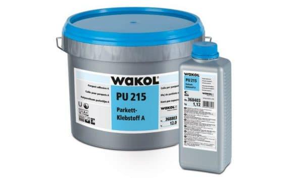 клей WAKOL марки PU 215